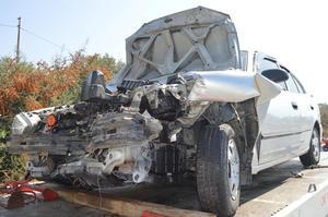Çine'de meydana gelen trafik kazasında 3 kişi yaralanarak hastaneye kaldırıldı.
