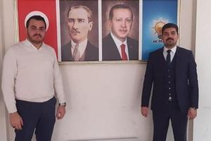 AK Parti Efeler İlçe Gençlik Kolları Adsız'a emanet