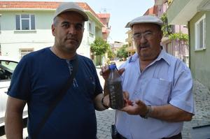 Cafer Akdeniz, Alı Rıza Yanar