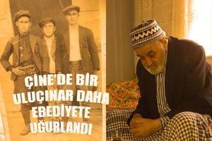 Çine'de yaşayan 1. Dünya Savaşı'na tanıklık eden 108 yaşındaki 'Hacı Sadık' lakaplı Ahmet Selvitopu, hayatını kaybetti.