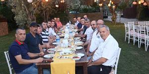 Bu sezon Bölgesel Amatör Lig'de mücadele edecek olan Yıldızspor, kongre sonrasında ilk yönetim kurulu toplantısını yaptı. Keyif Bahçesi'nde yapılan toplantıda görev dağılımı da yapıldı.