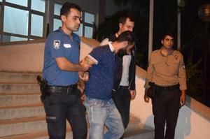 Karpuzlu'da nitelikli yağma suçlarından 4 kişi gözaltına alınırken 2 kişi tutuklanarak cezaevine gönderildi.