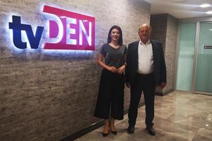 Çine TARİŞ Zeytin ve Zeytinyağı Kooperatif Başkanı Enver Gökbel, sektördeki son gelişmeleri anlattı.Destekler, pazar alanı, üreticilerin sıkıntıları....
