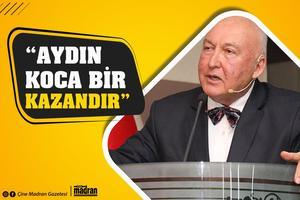 Jeofizik Yüksek Mühendisi Prof. Dr. Övgün Ahmet Ercan