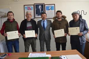 Veli Kılışçı, Tuncay Erçin, Ali Dinçer, Nevzat Aladağ, Mustafa Çalışkan