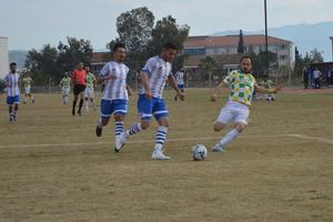 Çine Madranspor, Aydın Büyükşehir Belediyespor'u konuk etti. Maç 1-1'lik skor ile sonuçlandı.
