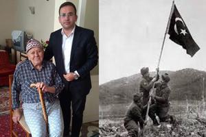Çineli Kore Gazisi 90 yaşındaki Mustafa Kılcıoğlu hayatını kaybetti.