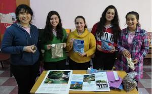 Çine Mehmet Emin Ünal Mesleki ve Teknik Anadolu Lisesi öğrencileri Benim Şehrim Benim Kültürüm eTwinning projesi ile Konya ve Trabzonlulara Aydın ve Çine'nin kültürünü tanıtmayı hedefledi.