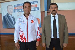 Serkan Erat, Ali Dinçer