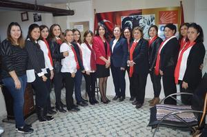 Cumhuriyet Halk Partisi (CHP) Çine İlçe Kadın Kolları Başkanı Gülgün Ok, yeniden başkan seçilerek güven tazeledi.