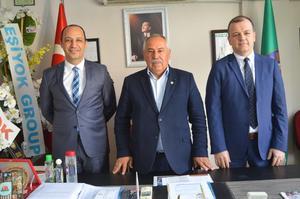 Umut Dirier, Osman Eşiyok, Necati Öncan