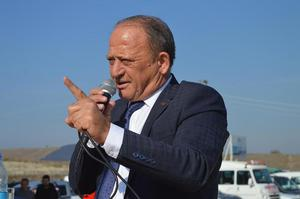 144 Nolu Çine Tariş Zeytin ve Zeytinyağı Kooperatif Başkanı Enver Gökbel, 20 Şubat'a bitecek olan sezon hasat süresinin uzatılmasını istedi.