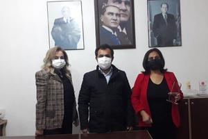 Nihal Bilgiç, Kazım Oluç, Fatma Kandemir