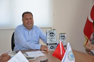 Çine Belediye Başkanı Enver Salih Dinçer